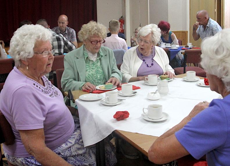 Betty Party - 12 Nora_0 - Ryhall Village Hall Rutland