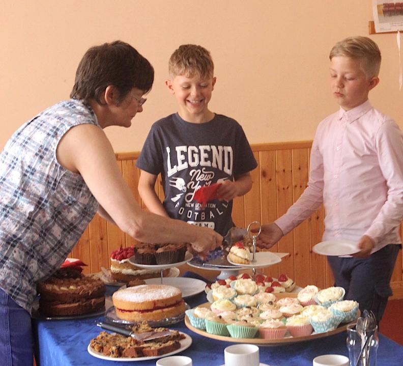 Betty Party - 4 Sandy boys - Ryhall Village Hall Rutland
