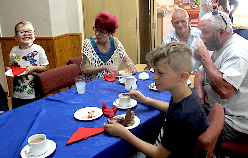 Betty Party - 7 Mark - Ryhall Village Hall Rutland