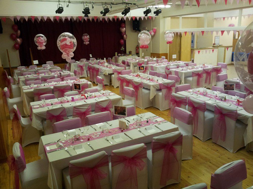 Ryhall Village Hall Wedding Reception Rutland 01