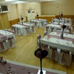 Ryhall Village Hall Wedding Reception Rutland 05