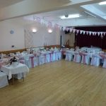 Ryhall Village Hall Wedding Reception Rutland 06