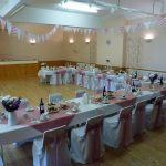 Ryhall Village Hall Wedding Reception Rutland 07